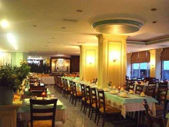 Grand Medya Hotel Istanbul: Restaurant