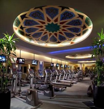 Jumeirah Mina A'Salam: Quay Healthclub Gymnasium