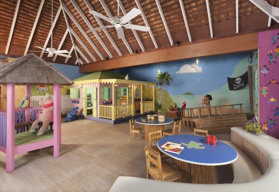 Rosewood Little Dix Bay: Children's Center