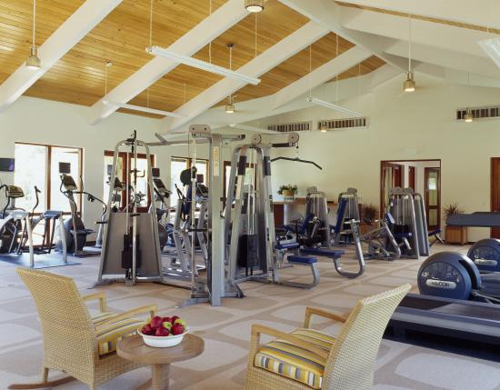 Rosewood Little Dix Bay: Fitness Center