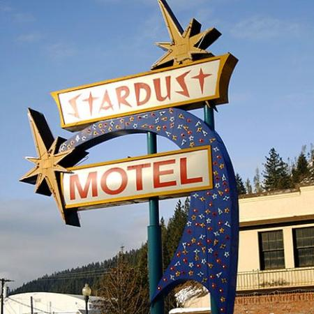 The Stardust Motel: Exterior (OpenTravel Alliance - Exterior view)