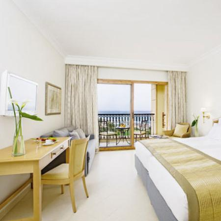 Moevenpick Resort & Marine Spa Sousse: Guest Room