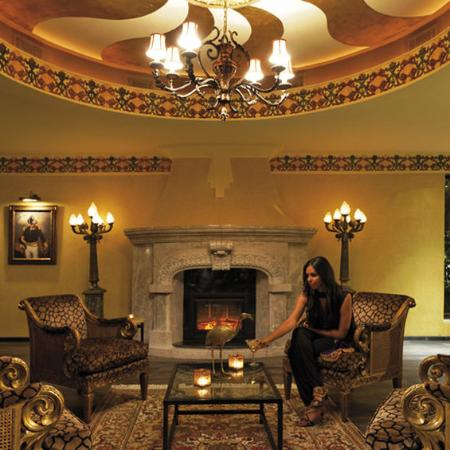 Movenpick Resort & Marine Spa Sousse: Bar/Lounge