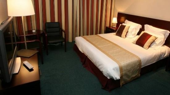 Hotel Prado : Double