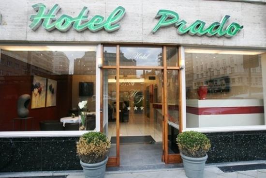 베스트 웨스턴 호텔 프라도