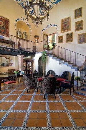 Casa Rosada Hotel: Lobby