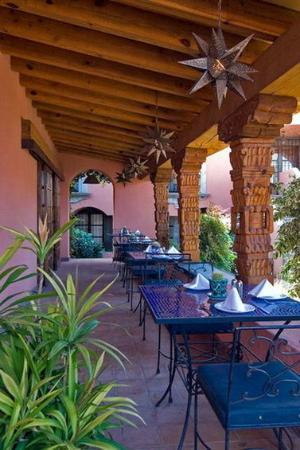 Casa Rosada Hotel: Hall