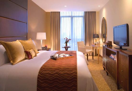 Oakwood Premier Cozmo Jakarta: Guest Room