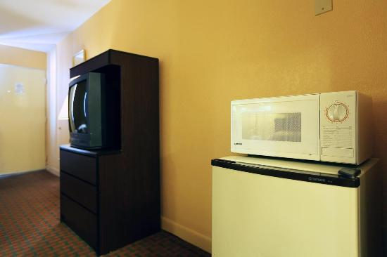 Motel 6 Wildwood: Guest Room