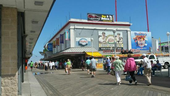 Restaurants Ocean City Md Near Boardwalk