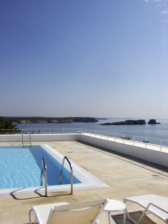 Memmo Baleeira Hotel: Pool