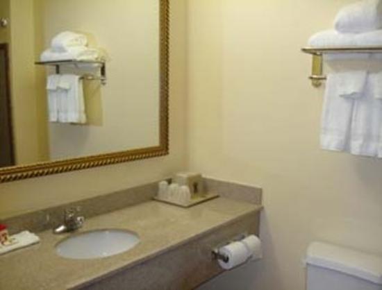 Super 8 Conroe : Bathroom