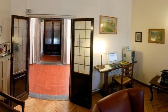 Hotel Alessandra: BusinessCenter