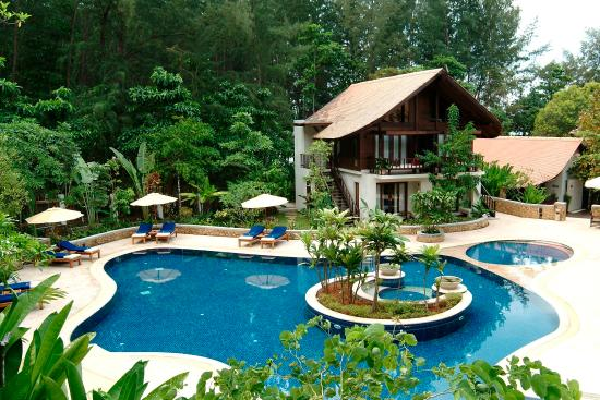 The Tubkaak Krabi Boutique Resort: Pool