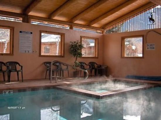Cowboy Village Resort: Indoor Pool plus Hot Tub