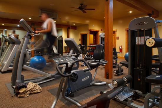 Cowboy Village Resort: Fitness Center