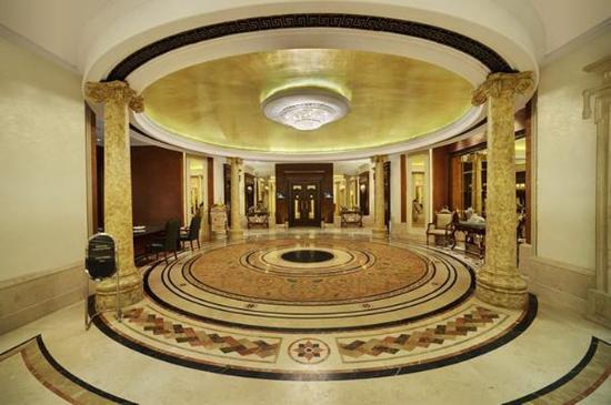 Mayfair Lagoon: Lobby