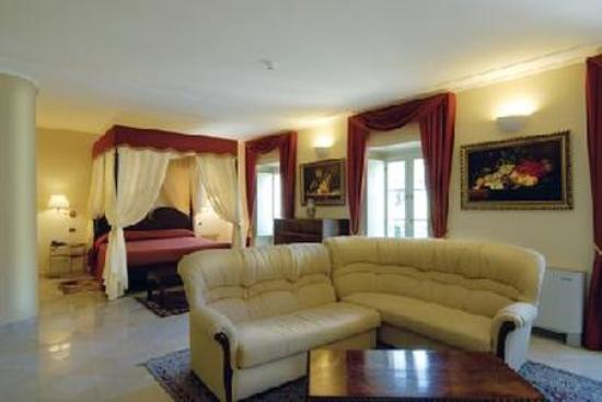 Hotel Roma Imperiale: Guest Room