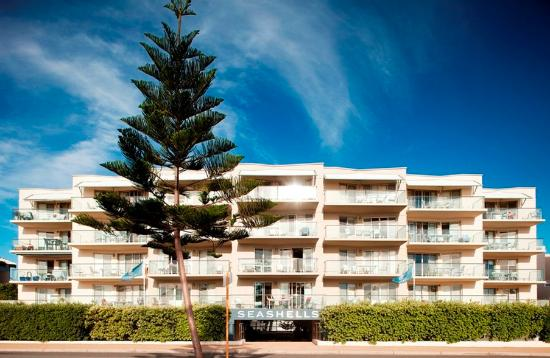 Seashells Serviced Apartments Perth