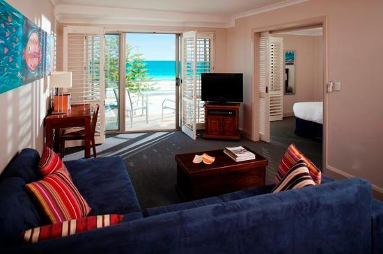 Seashells Scarborough: Bedroom Superior Apartment