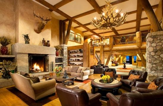 Elkhorn Lodge: Elkhorn Lobby