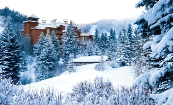 Elkhorn Lodge: Elkhorn Winter Exterior