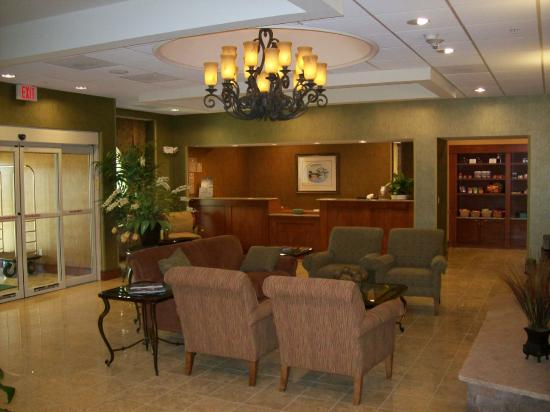 Homewood Suites Ocala at Heath Brook: Lobby Area