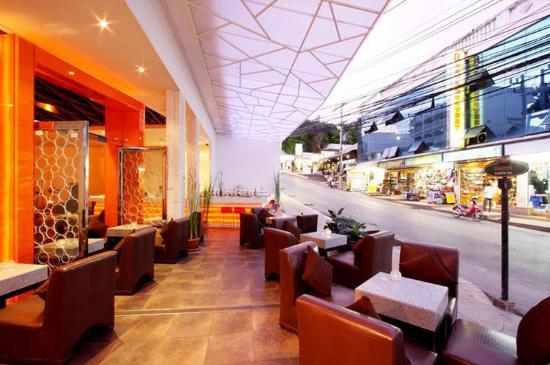 Peach Hill Hotel & Resort : Chicken Kitchen Restaurant