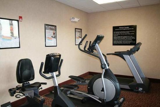 Hampton Inn Murphy: Recreational Facilities