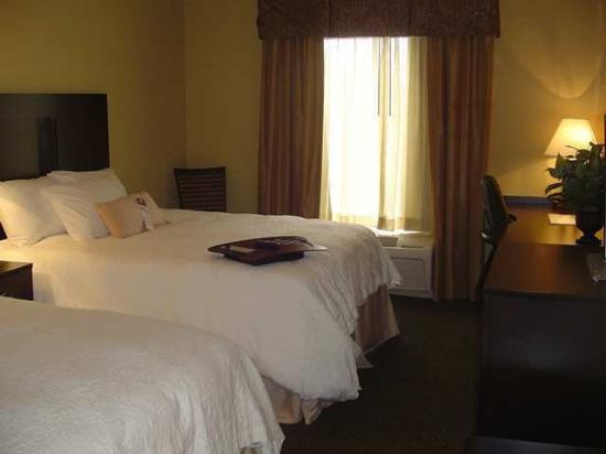 Hampton Inn & Suites Alexandria : Guest Room