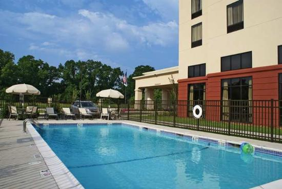 Hampton Inn & Suites Alexandria : Recreational Facilities
