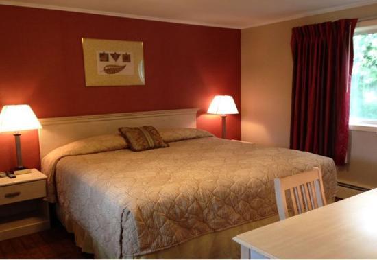 Wilbraham Inn: Guest Room