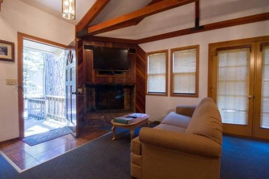 Mountain Retreat Resort: Living Room