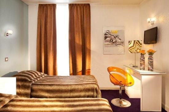 Hameau De Passy: Guest Room