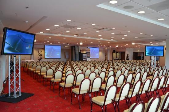 Park Inn by Radisson Meriton Conference & Spa Hotel Tallinn: Conference room