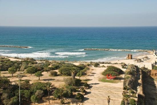 Grand Beach Hotel: View