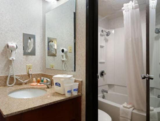 Howard Johnson Inn Austin I-35: Bathroom