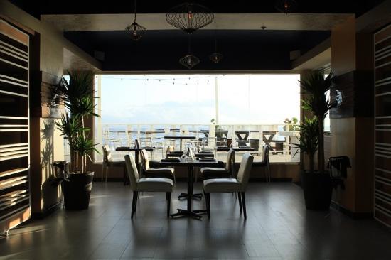 San Juan Beach Hotel: Restaurant