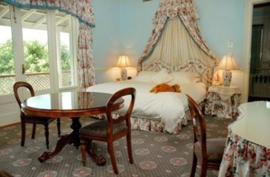Chateau Yering Hotel: Garden Suite