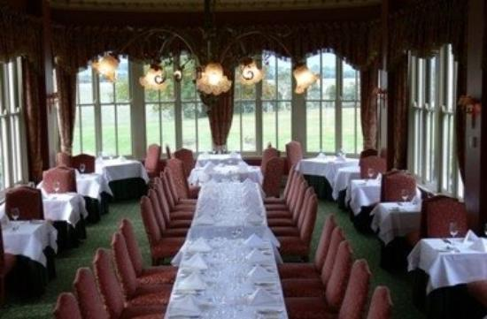 Chateau Yering Hotel: Eleonores Dining