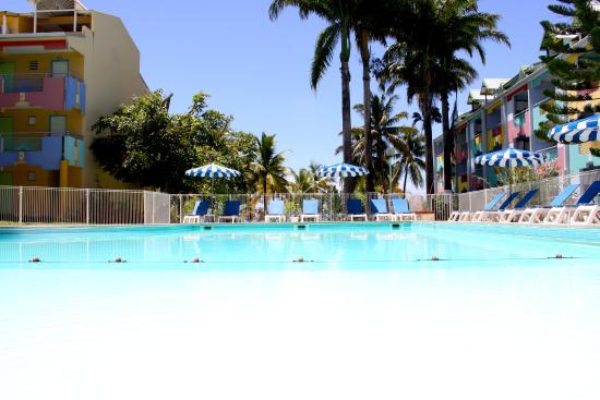 Hotel-Residence Canella Beach: Pisicine