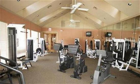 National at Greenwood Plaza: Fitness Center