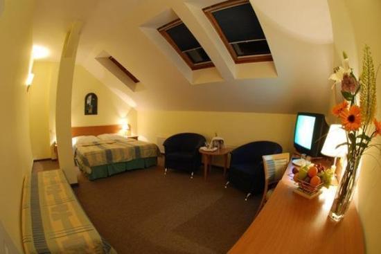EA Hotel Tosca: Guest Room