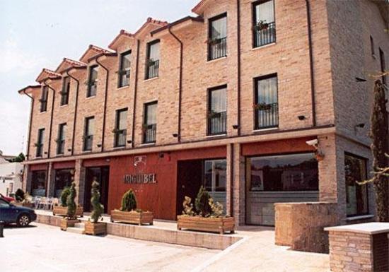 Hotel Iriguibel: Facade
