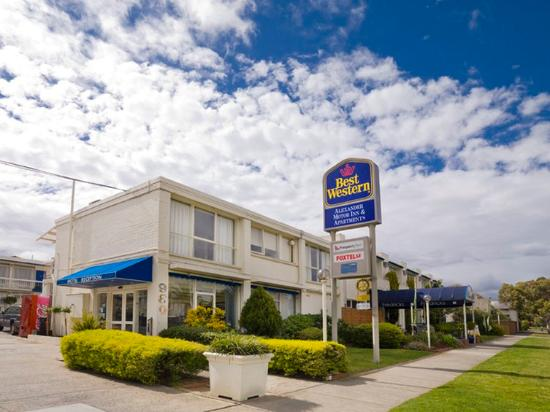 Alexander Motor Inn and Apartments Melbourne Motel Accommodatie - Best Western hotels in Australië