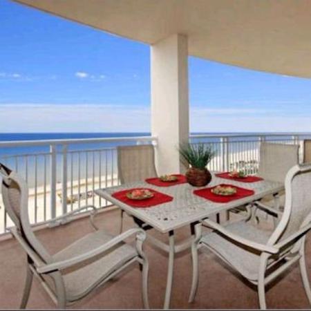 Legacy Tower By Biloxi Beach Resort : Balcony