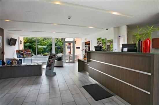 Kyriad Montpellier - Aeroport: Reception