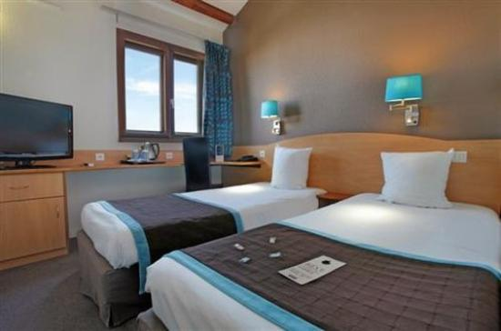 Kyriad Montpellier - Aeroport: Twin Room