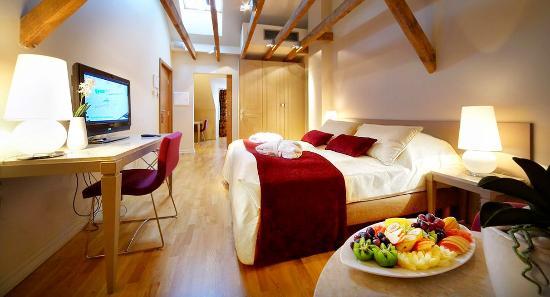 Opera Hotel & Spa: Interior