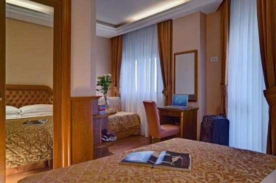 Hotel Eliseo Terme: Room